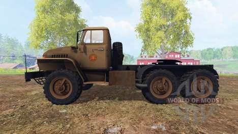 Ural-4320 v1.0 para Farming Simulator 2015