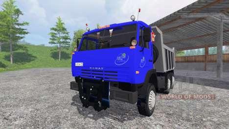 KamAZ-65115 v2.0 para Farming Simulator 2015