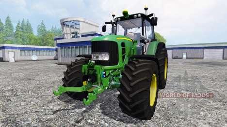 John Deere 7530 Premium v1.2 para Farming Simulator 2015