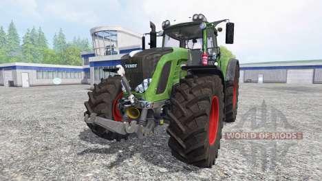 Fendt 927 Vario [washable][final] para Farming Simulator 2015