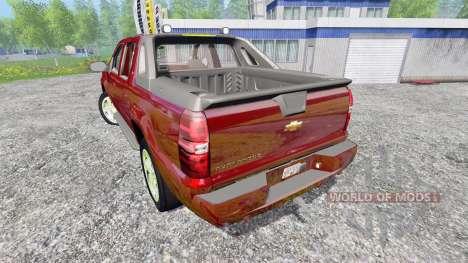 Chevrolet Avalanche para Farming Simulator 2015