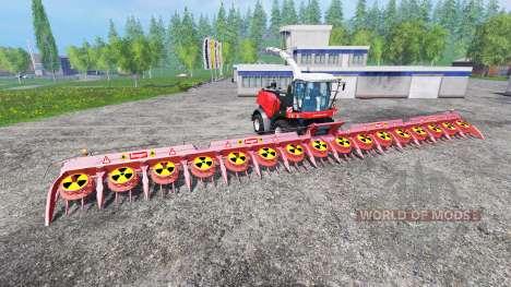 Kemper Cutter Study 2020 para Farming Simulator 2015