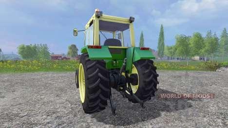 John Deere 1130 para Farming Simulator 2015
