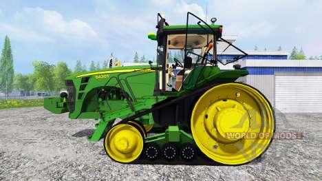John Deere 8430T [USA] v2.0 para Farming Simulator 2015