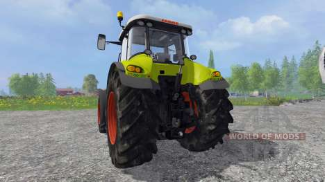 CLAAS Axion 830 FL para Farming Simulator 2015