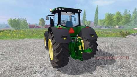 John Deere 7310R v3.0 Special para Farming Simulator 2015