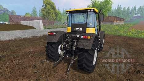 JCB 3220 Fastrac v3.0 para Farming Simulator 2015