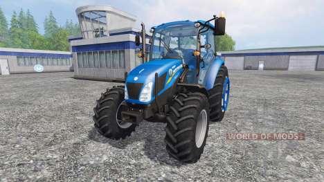New Holland T4.75 v2.0 para Farming Simulator 2015