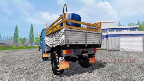 Robur LD 3000 para Farming Simulator 2015