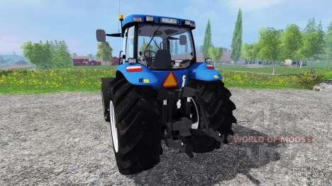 New Holland TG 285 [pack] para Farming Simulator 2015