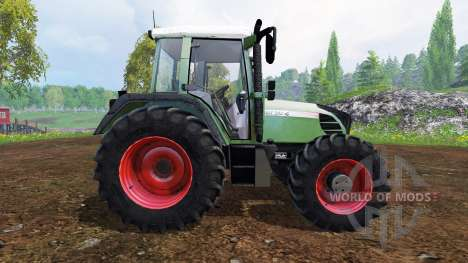 Fendt 312 Vario TMS v1.0 para Farming Simulator 2015