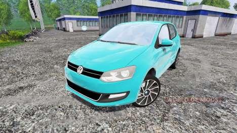 Volkswagen Polo v1.0 para Farming Simulator 2015