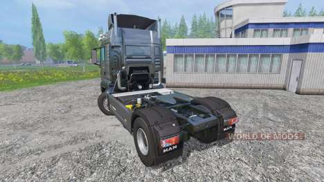 MAN TGS 19.400 v3.0 para Farming Simulator 2015