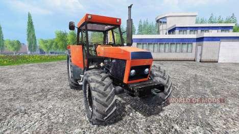 Ursus 1222 [red] para Farming Simulator 2015