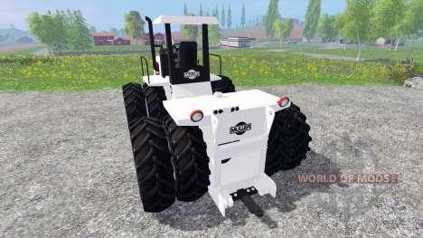 Muller TM14 para Farming Simulator 2015