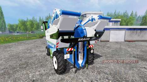 New Holland 9060L para Farming Simulator 2015