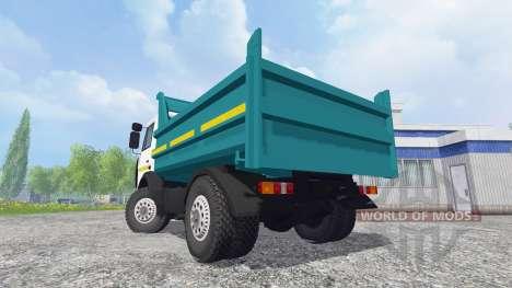 MAZ-5551 v1.0 para Farming Simulator 2015