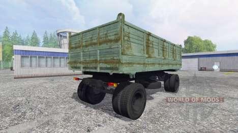NEFAZ-8560 para Farming Simulator 2015