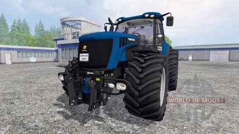 JCB 8310 Fastrac v4.0 para Farming Simulator 2015