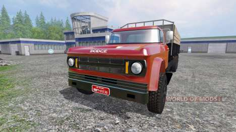 Dodge D700 para Farming Simulator 2015