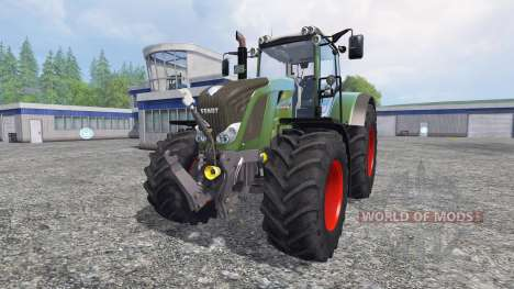 Fendt 828 Vario [new] para Farming Simulator 2015