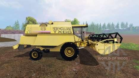New Holland TX66 para Farming Simulator 2015