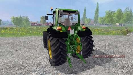 John Deere 7430 Premium v1.2 para Farming Simulator 2015