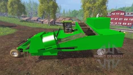 Lenco Airhead para Farming Simulator 2015