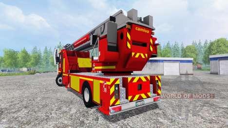 Iveco EuroCargo Camiva para Farming Simulator 2015
