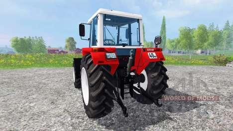 Steyr 8090A Turbo SK2 v1.0 para Farming Simulator 2015