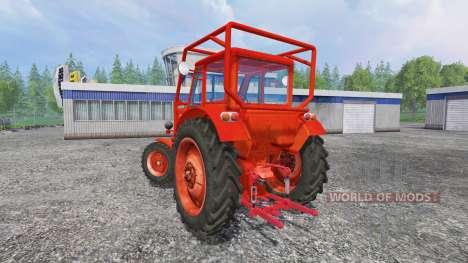 MTZ-50 v2.1 para Farming Simulator 2015