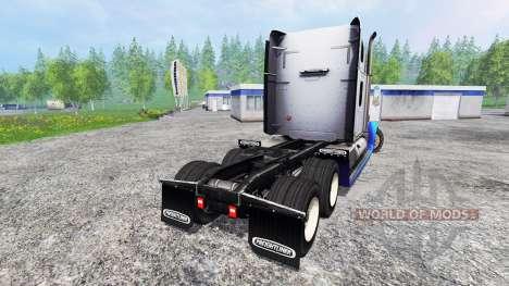 Freightliner Coronado v1.0 para Farming Simulator 2015