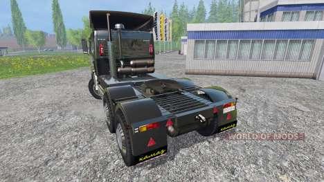 KamAZ-54115 v2.0 para Farming Simulator 2015