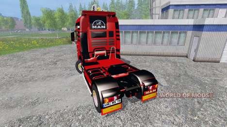 MAN TGX para Farming Simulator 2015
