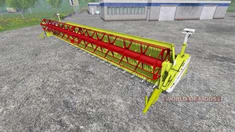 CLAAS Vario 1200 para Farming Simulator 2015