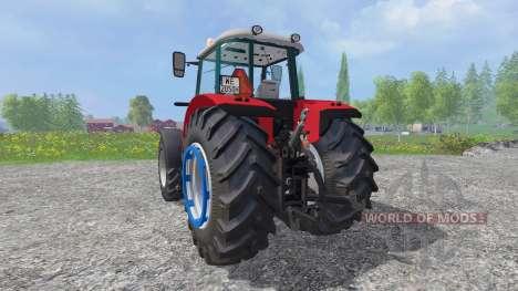 Massey Ferguson 5475 para Farming Simulator 2015