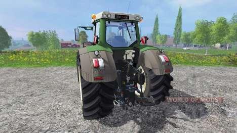 Fendt 936 Vario [Blunk] v2.1 para Farming Simulator 2015