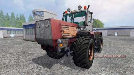 T-150K [lavable] para Farming Simulator 2015