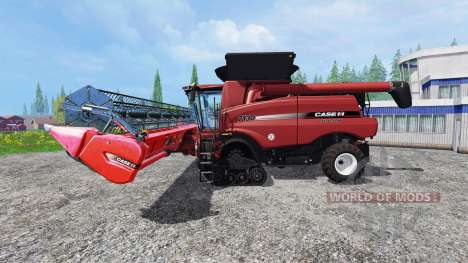 Case IH Axial Flow 7130 [ATI Wheels] para Farming Simulator 2015