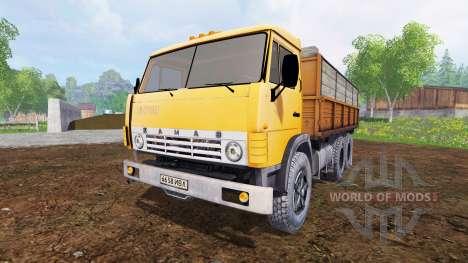 KamAZ-55102 v1.3 para Farming Simulator 2015