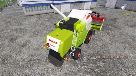 CLAAS Tucano 340 para Farming Simulator 2015