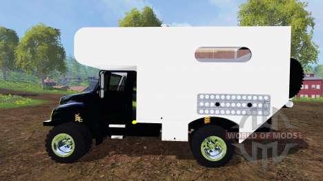 Camper para Farming Simulator 2015