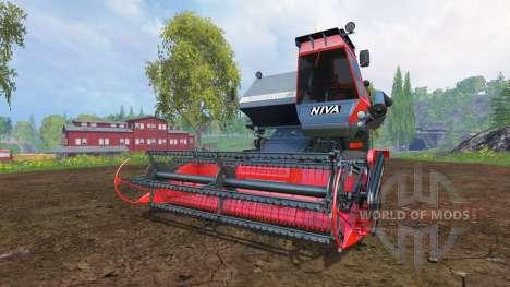 SC-5МЭ-1 Niva-Efecto v1.1 para Farming Simulator 2015