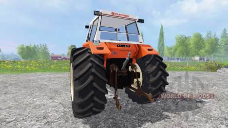 Fiat 1300 DT super v1.1 para Farming Simulator 2015