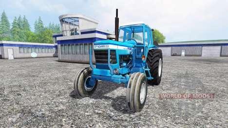 Ford TW 10 v1.2 para Farming Simulator 2015