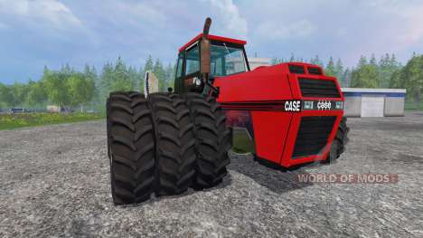 Case IH 4894 [red] para Farming Simulator 2015