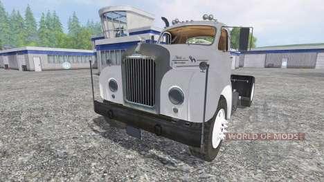 Mack B61 para Farming Simulator 2015