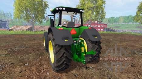 John Deere 7310R v3.5 para Farming Simulator 2015