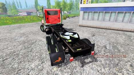 Caterpillar CT660 para Farming Simulator 2015