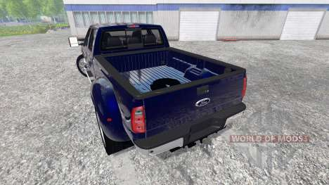 Ford F-350 Super Duty v2.0 para Farming Simulator 2015